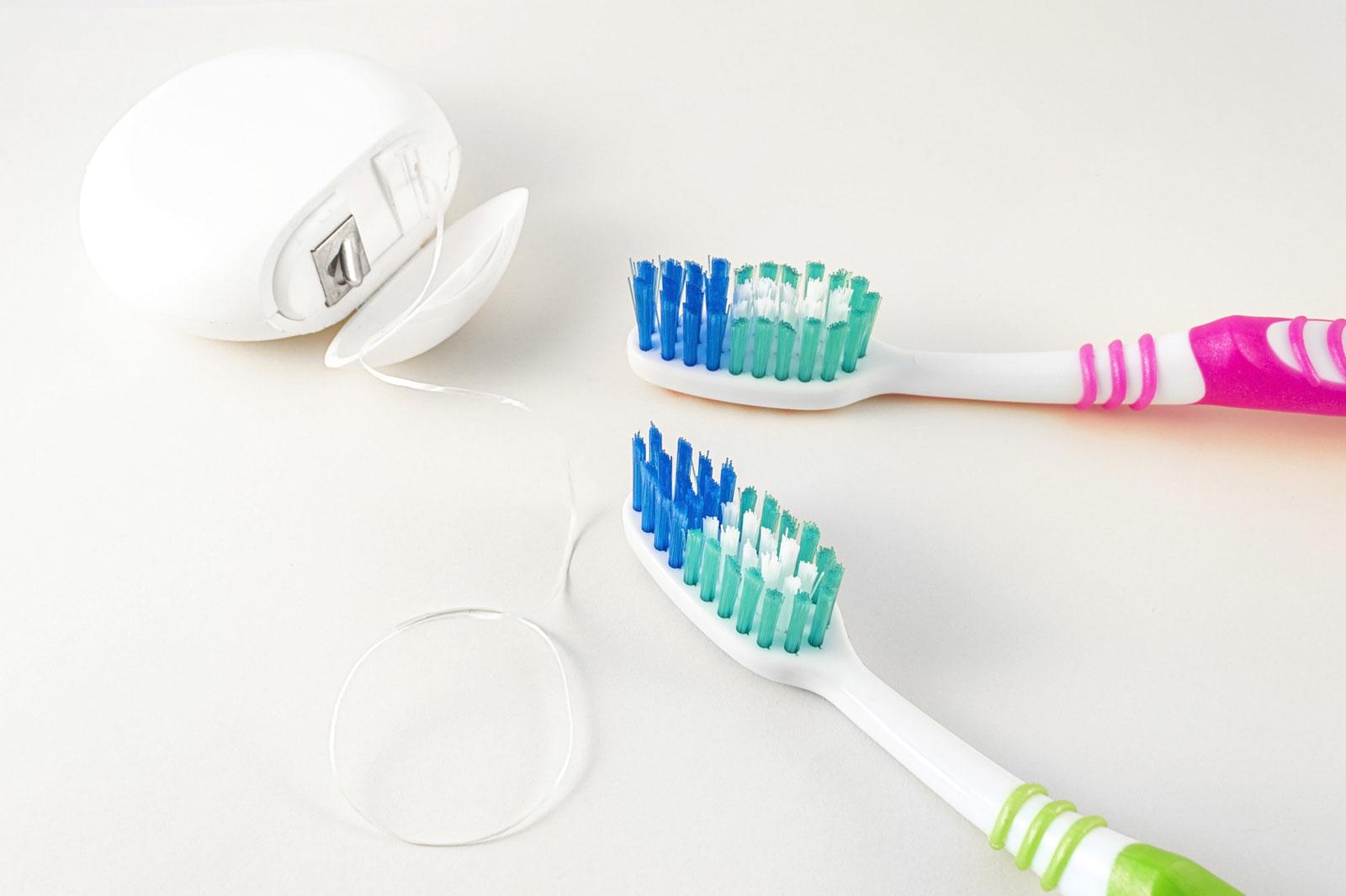 歯磨き指導とクリーニング