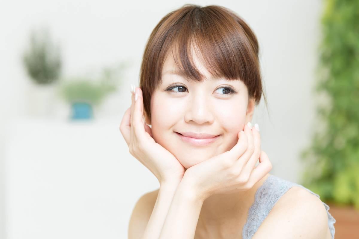 矯正治療前後のお顔の変化(輪郭、口もとの変化)